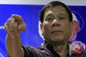 Presiden Rodrigo Duterte Wujudkan Perang Terhadap Narkotika