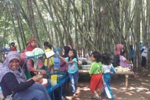 Menikmati Desa Wisata Kampung Bambu Klatakan Borobudur