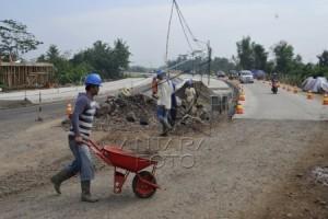 Telat Selesaikan Pembangunan, Kontraktor di Semarang Kena Denda