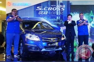 Suzuki Luncurkan New SX4 S-Cross di 15 Kota