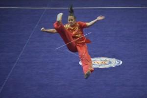14 provinsi ramaikan Kejurnas Wushu Piala Rektor Unnes