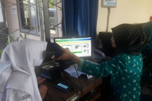 Disdukcapil Temanggung jemput bola perekaman data KTP-el