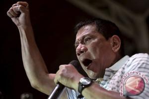 Presiden Rodrigo Duterte Keras dan Tegas Sangat Disukai Rakyat Filipina