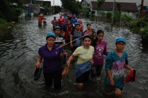 Banjir Grobogan Rendam Ratusan Rumah