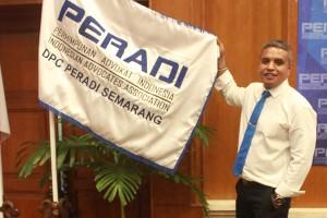 Yosep Parera Pimpin Peradi Kota Semarang