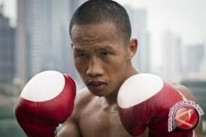 Tunggu Naik Ring, Daud Yordan Latihan di Kalimantan