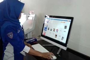 BRI Hadirkan Teras Digital di Pasar Manis Purwokerto