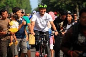 Pemerintah diharapkan canangkan hari bersepeda nasional