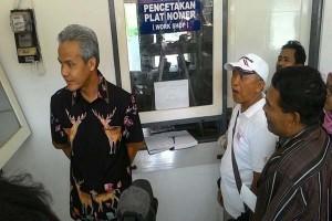 Ganjar: Ombudsman Semestinya Bisa OTT Pungli