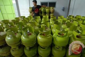 Distribusi elpiji di Soloraya meningkat 100 persen lebih