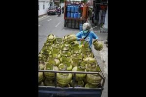 22.980 Elpiji Digelontorkan Pertamina di Kabupaten Semarang