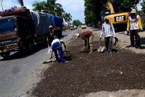 Bina Marga Antisipasi Kerusakan Jalur Selatan Jateng