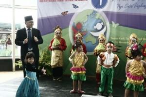 Ketua MPR ajak Anak Indonesia Bersatu dalam Keragaman