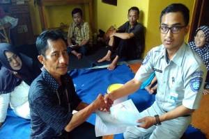 Jasa Raharja Serahkan Santunan Korban Truk Rem Blong
