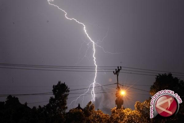BMKG Ingatkan Potensi Cuaca Ekstrem di Jateng
