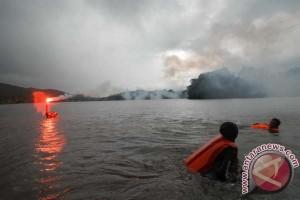 Pesawat Polri Jatuh, Tiga Kantung Jenazah Tiba di RS Bhayangkara Batam