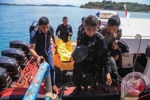 DVI Polri: Korban Pesawat Jatuh di Perairan Riau belum Ditemukan Lagi