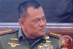 Panglima TNI Bantah Ceramah di Petamburan