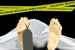 Polres Batang Temukan Korban Kasus Pembunuhan di Sawangan