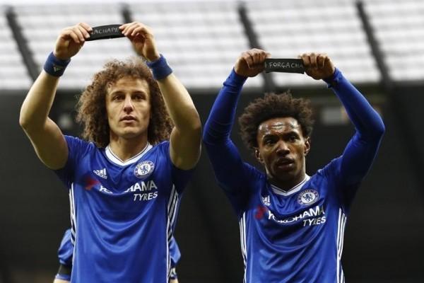 Inilah Tiga Alasan David Luiz Mencintai Chelsea