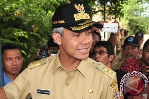 Gubernur Hadiri Pelantikan Pejabat Klaten