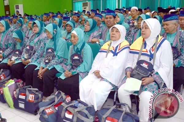 Calon Haji Gelombang II Mulai Diberangkatkan