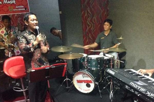 100 Drummer Siap Hentakkan Semarang