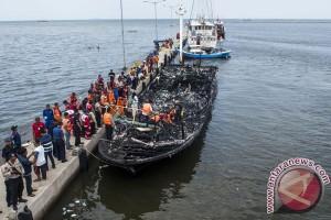 Jasa Raharja Salurkan Santunan Korban Kapal Terbakar