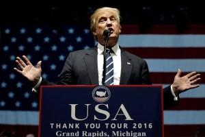 Donald Trump Perkirakan Rusia Berada di Balik Peretasan Pemilihan Presiden AS