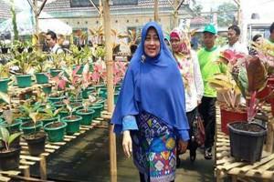 Produk Petani Batang Kini Masuk Toko Modern