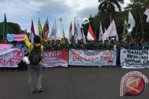Aliansi Mahasiswa berharap bisa Bertemu Presiden Jokowi