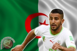 Pertandingan Perdana, Riyad Mahrez Pimpin Skuat Aljazair ke Piala Afrika