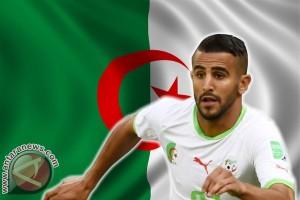 Piala Afrika, Sadio Mane dan Riyad Mahrez Cetak Gol