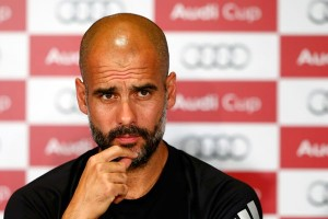 Guardiola: City akan tetap habis-habisan di leg kedua lawan Basel