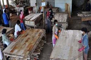 Ekspor Barecore Temanggung Turun hingga 30 Persen