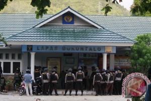 Polisi Gabungan Dikerahkan Atasi Kericuhan Narapidana di Lapas Jambi