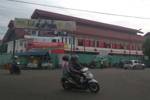Pedagang segera Tempati Pasar Manis Purwokerto