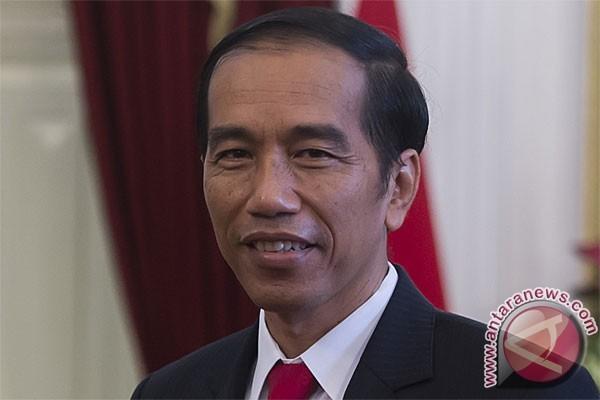 Siswa-Siswa Wonosobo Unjuk Kebolehan di Hadapan Presiden Jokowi
