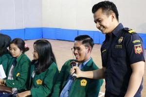Universitas Pasundan Belajar ke Bea Cukai Tanjung Emas