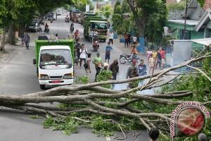 Seorang Terluka Akibat Tenda Roboh di Banjarnegara