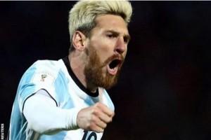 Laga Persahabatan, Maradona dan Messi Siap Tampil Bareng di Nigeria