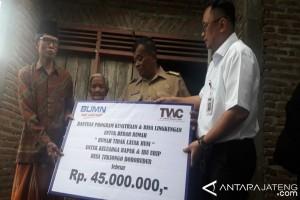 PT TWC Rehab Rumah Keluarga Jompo