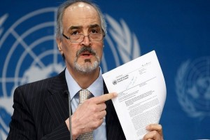 PBB Bahas Format Perundingan dengan Para Pihak di Suriah
