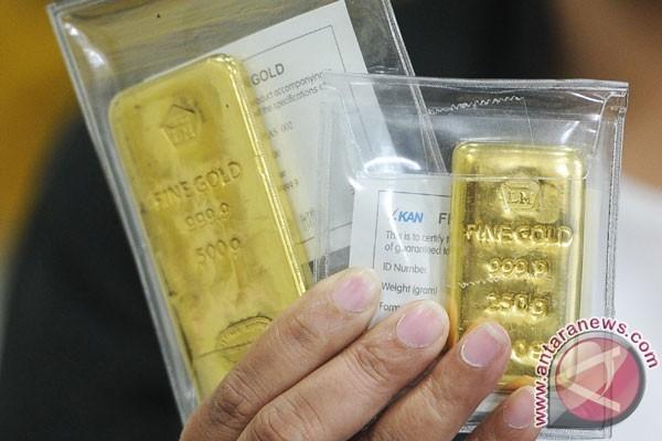 Emas Berjangka Naik Selasa Jelang Inggris Tinggalkan Uni Eropa