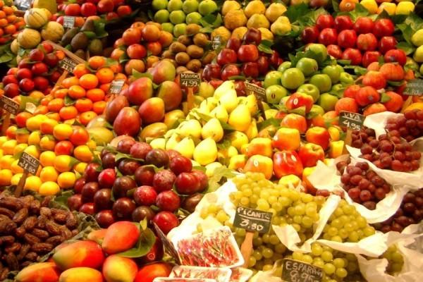Stres? Coba Konsumsi Buah dan Sayuran