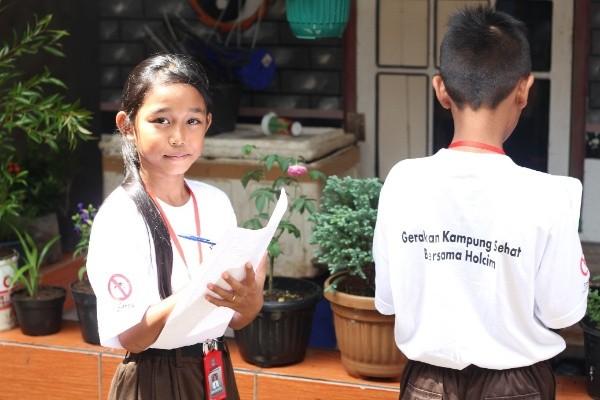 Holcim Inisiasi Pembangunan Kampung Sehat di Cilacap