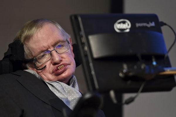 Stephen Hawking akan ke Ruang Angkasa