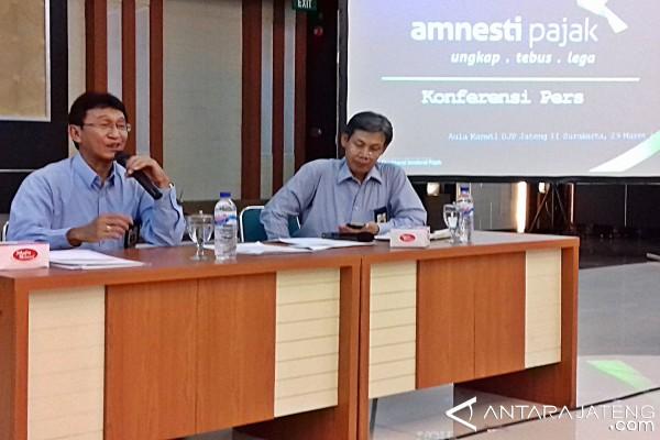 Membaiknya perekonomian Indonesia diharapkan dongkrak perolehan pajak
