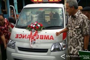 46 Kendaraan Ambulans Disiagakan di Jalur Mudik