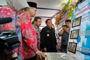 94 Proyek Pembangunan di Temanggung Dibiayai Dana Desa